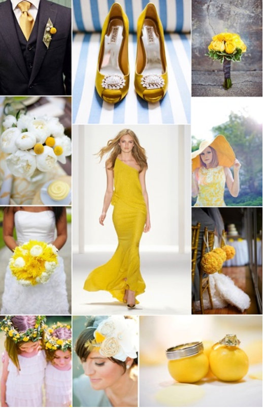Summer Wedding Colors