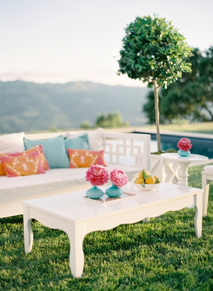 Summer Wedding Decorations Ideas