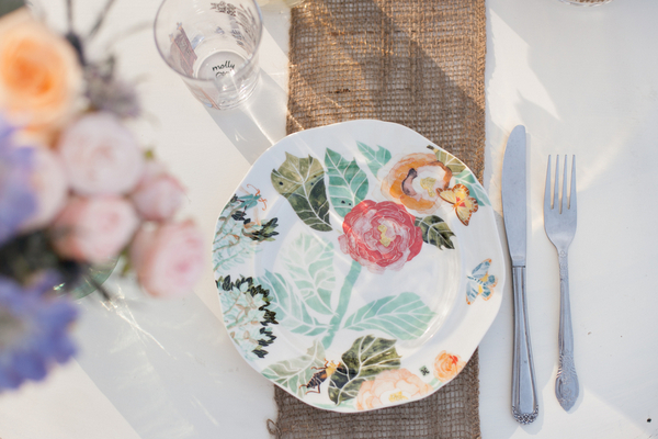 Boho Chic Table Setting | Love Wed Bliss
