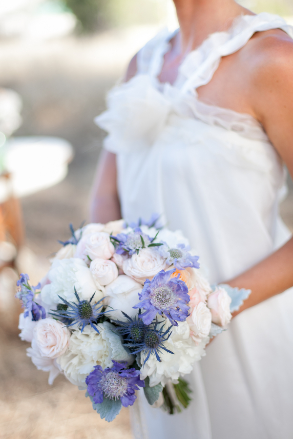 Boho Chic Wedding Bouquet | Love Wed Bliss