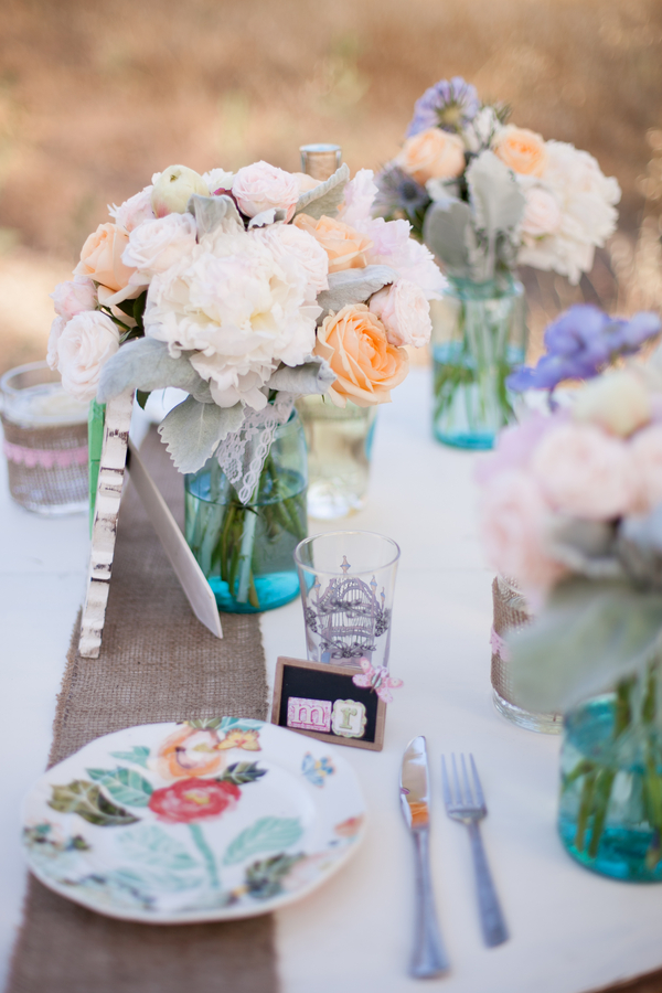 Boho Chic Wedding Centerpieces | Love Wed Bliss