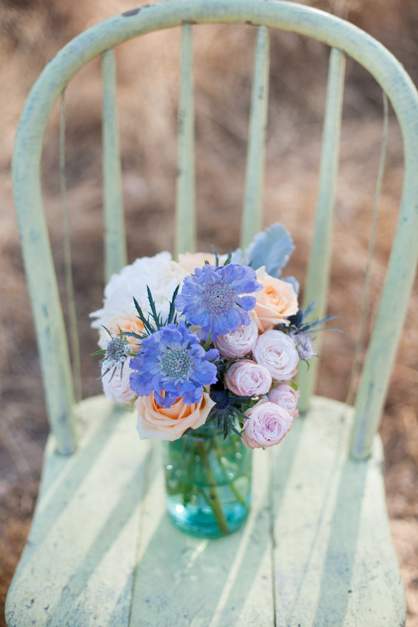 Boho Chic Wedding Flowers | Love Wed Bliss