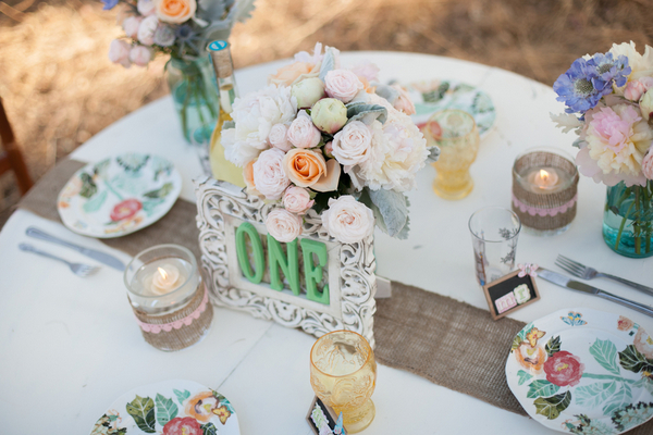 Boho Chic Wedding Table | Love Wed Bliss