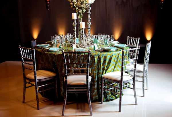 Mad Men Wedding Theme Table   Love Wed Bliss